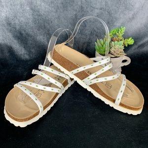 🆕Betula Birkenstock Sandal Green Diamond 39🌵